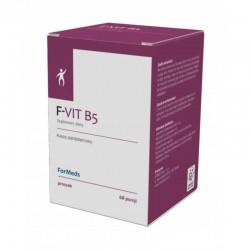 F-Vit B5 - Witamina B5 (kwas pantotenowy) 60 porcji