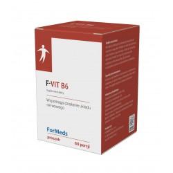F-Vit B6 - Witamina B6 60 porcji