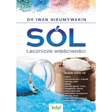 Sól - Lecznicze właściwości