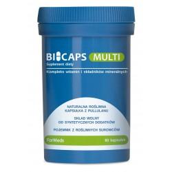 Bicaps Multi - Witaminy i Minerały 60 kapsułek