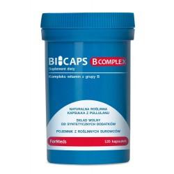 Bicaps B Complex - 120 kapsułek ForMeds