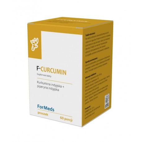 F-curcumin Kurkumina
