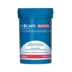 BICAPS BIOTIN - BIOTYNA