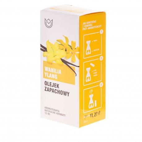 Wanilia Ylang 12 ml - Olejek Zapachowy
