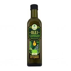 Olej z nasion szałwii hiszpańskiej chia eko
