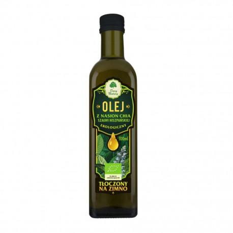 Olej z nasion szałwii hiszpańskiej eko
