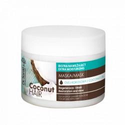 Dr. Sante. Coconut Hair - Maska z olejem kokosowym