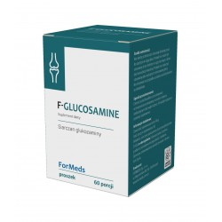 F-GLUCOSAMINE - SIARCZAN GLUKOZAMINY
