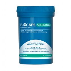 Bicaps Selenium - Selen 60 kaps. 300 μg