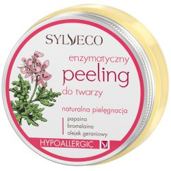 Sylveco - Enzymatyczny peeling do twarzy 75ml