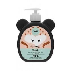 Naturalne mydło do rąk dla dzieci Nagietek 400 ML