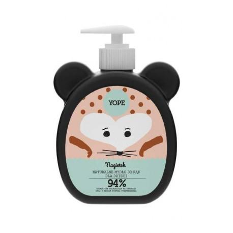 Yope naturalne mydło do rąk dla dzieci Nagietek 400 ML