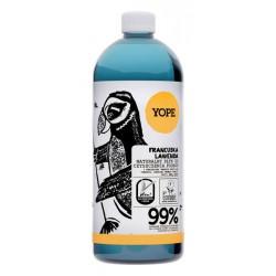 Naturalny płyn do czyszczenia podłóg Francuska Lawenda 1L