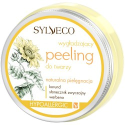 Sylveco - Wygładzający peeling do twarzy 75 ml