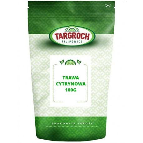 Trawa Cytrynowa liść 100 g targroch