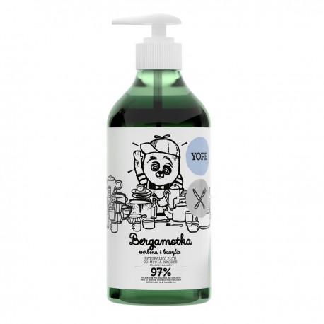 Płyn do naczyń - Bergamotka 750 ml