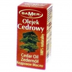 Olejek Cedrowy 7 ml