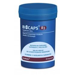Bicpas B3 - Witamina B3 - Kwas nikotynowy 60 porcji