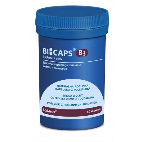 Bicpas B3 - Witamina B3 - Kwas nikotynowy