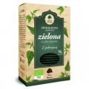 Herbata Zielona z Pokrzywą EKO 25 x 2g