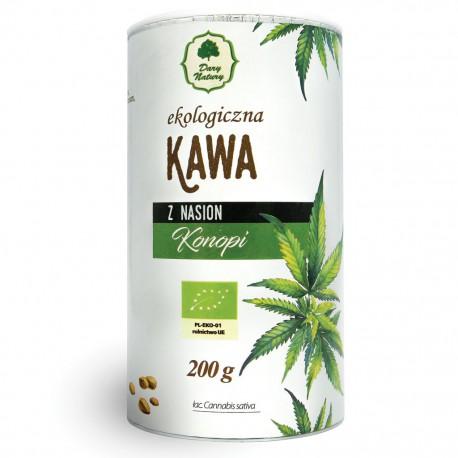 Kawa z Nasion Konopi EKO 200g