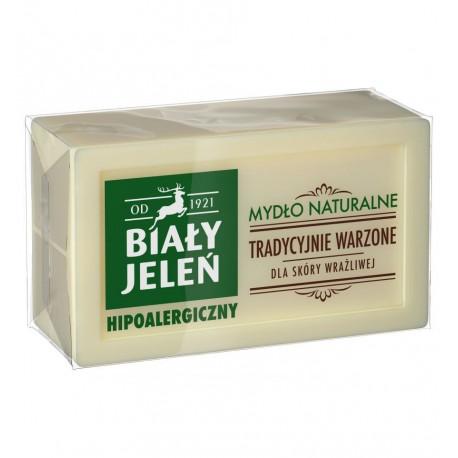 Biały Jeleń - Mydło szare hipoalergiczne 150g