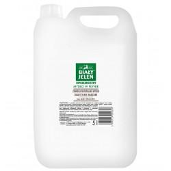Biały Jeleń - Mydło szare w płynie Zapas 5L