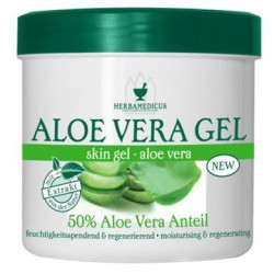 Żel aloesowy 50% - Herbamedicus 250 ml