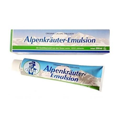 Alpenkrauter - emulsja z ziół alpejskich 200 ml