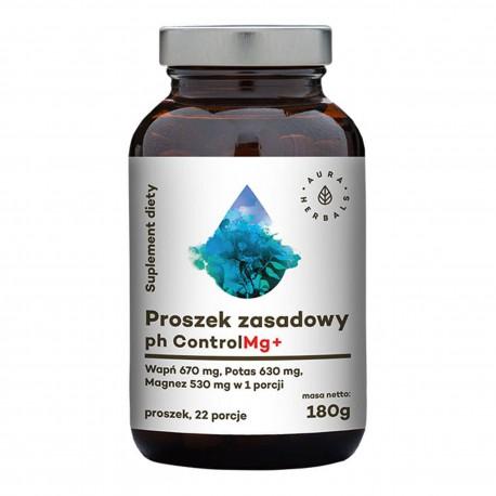 Proszek zasadowy ph Conntrol Mg+ 180g