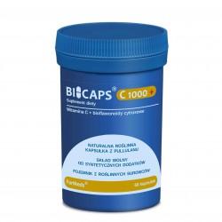 Bicaps C 1000+ Witamina C + Bioflawonoidy cytrusowe 30 porcji