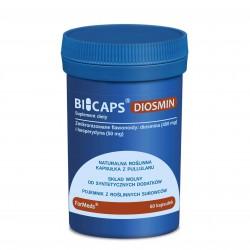 Bicaps Diosmin - Diosmina 60 kapsułek