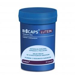Bicaps Lutein - Luteina 60 kapsułek